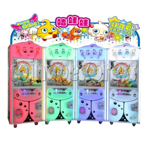 Chihuahua Color Changing Crane machine 32782