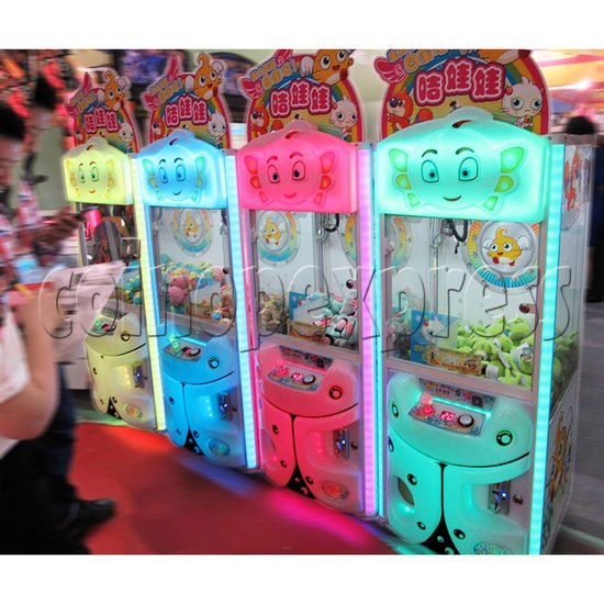 Chihuahua Color Changing Crane machine 32783