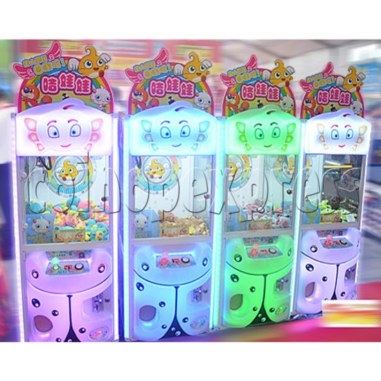 Chihuahua Color Changing Crane machine 32784