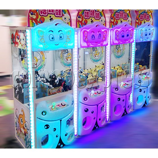 Chihuahua Color Changing Crane machine 32785