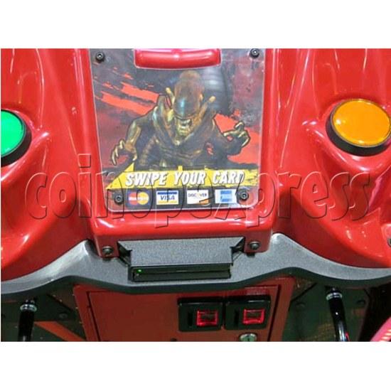 Aliens Armageddon Deluxe Shooting Arcade  Machine  32797
