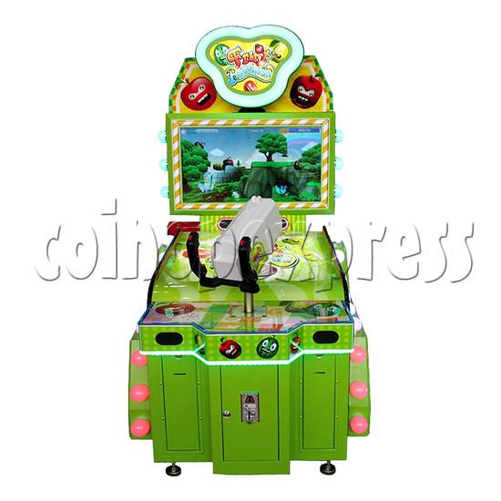 Fruit Rebellion Video Shooting Game 32842