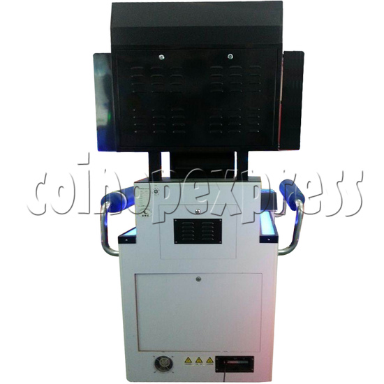 """Punch Machine: 32"""" LCD live boxing 32852"""