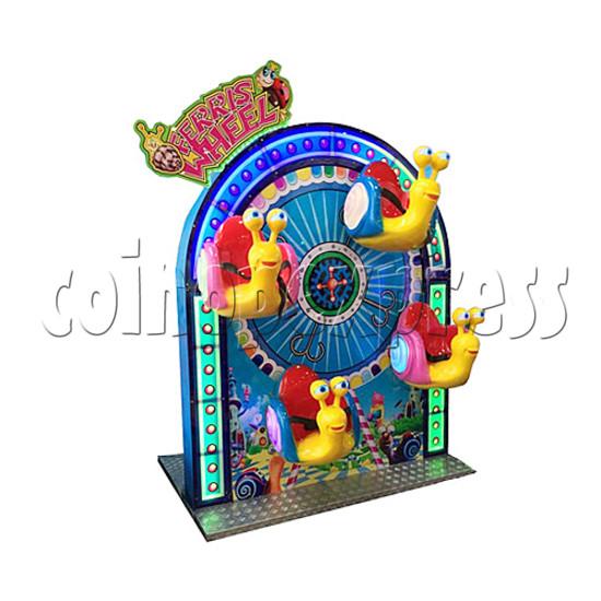 Snail Ferris Wheel (4 players) 32876