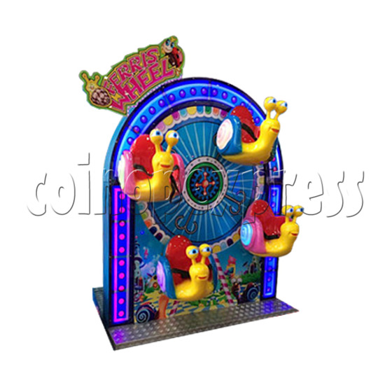 Snail Ferris Wheel (4 players) 32877
