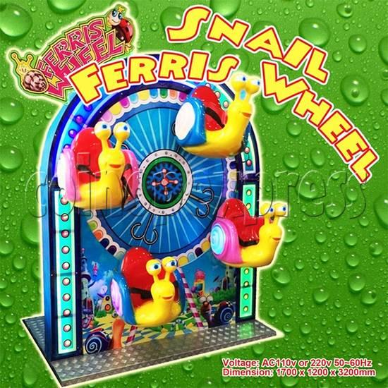 Snail Ferris Wheel (4 players) 32878