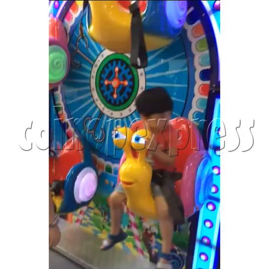 Snail Ferris Wheel (4 players) 32880