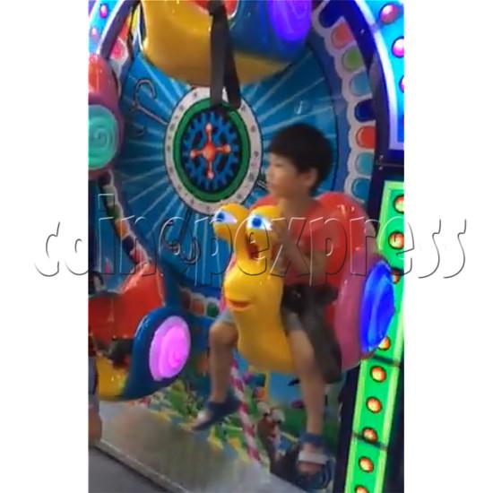 Snail Ferris Wheel (4 players) 32881