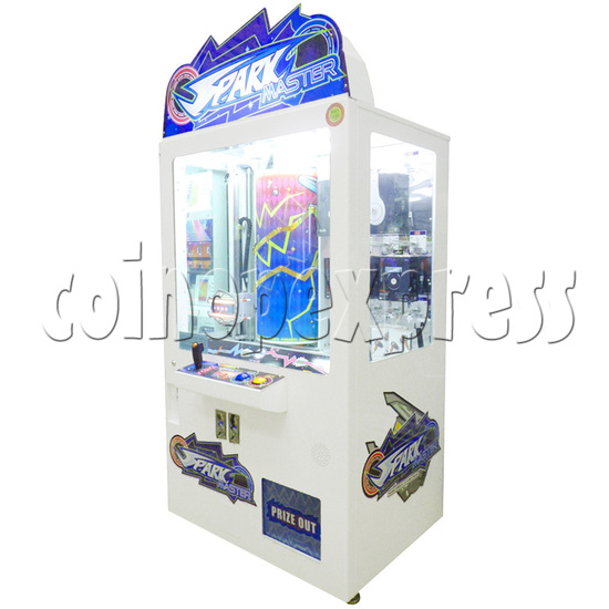 Spark Master Skill Test Prize machine 32929