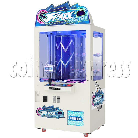 Spark Master Skill Test Prize machine 32930