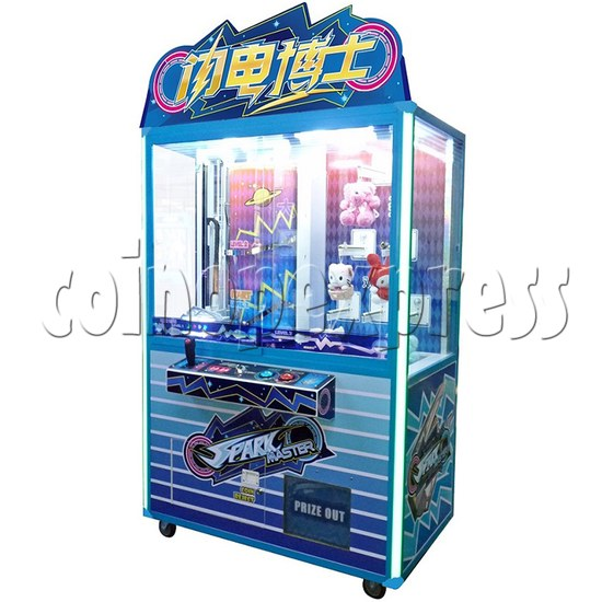 Spark Master Skill Test Prize machine 32931