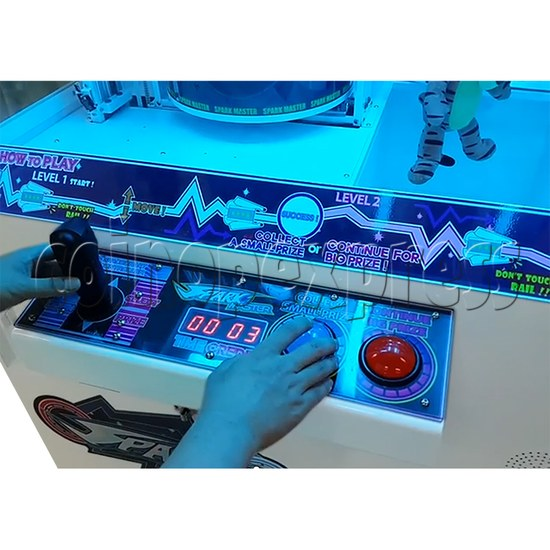 Spark Master Skill Test Prize machine 32938