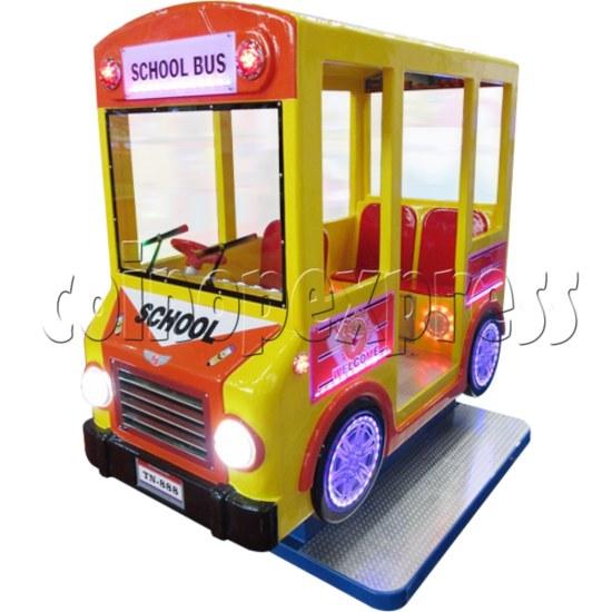 School Bus Kiddie Ride ( 3 Players) 32951