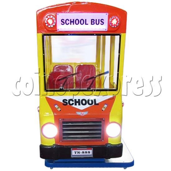 School Bus Kiddie Ride ( 3 Players) 32952
