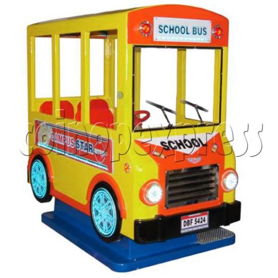 School Bus Kiddie Ride ( 3 Players) 32953
