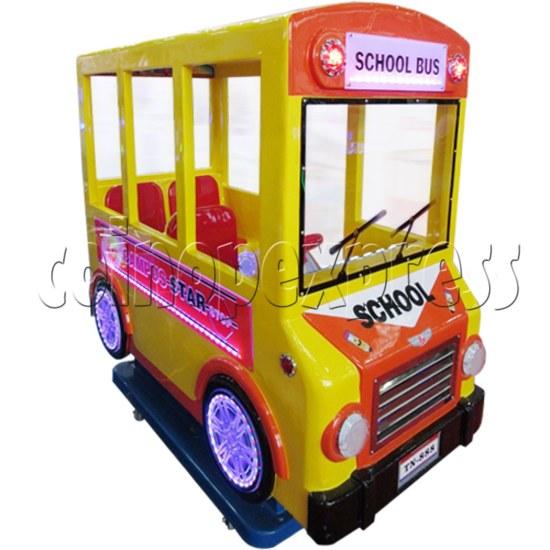 School Bus Kiddie Ride ( 3 Players) 32954