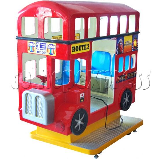 London Bus Kiddie Ride (3 players) 32955