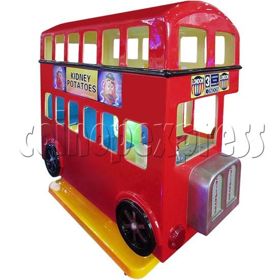 London Bus Kiddie Ride (3 players) 32956