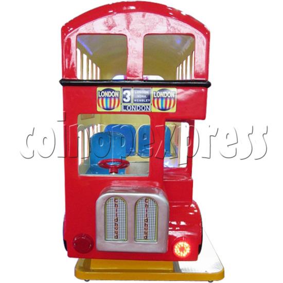 London Bus Kiddie Ride (3 players) 32957