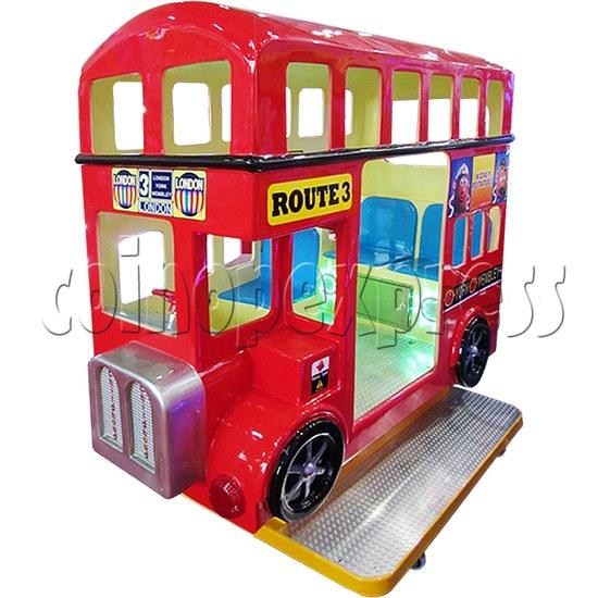 London Bus Kiddie Ride (3 players) 32959