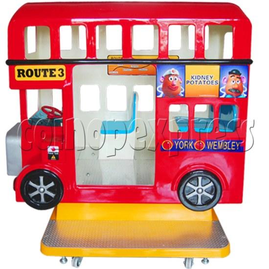 London Bus Kiddie Ride (3 players) 32960