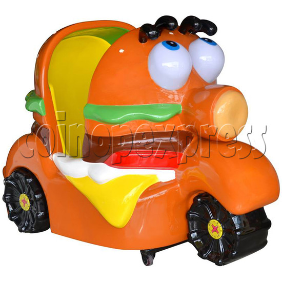 Video Kiddie Ride: Hamburg Family 32976