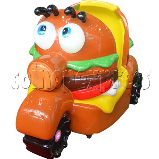 Video Kiddie Ride: Hamburg Family 32978