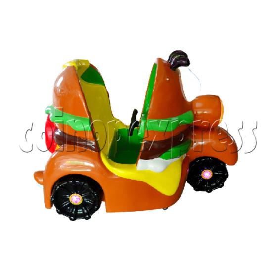 Video Kiddie Ride: Hamburg Family 32983