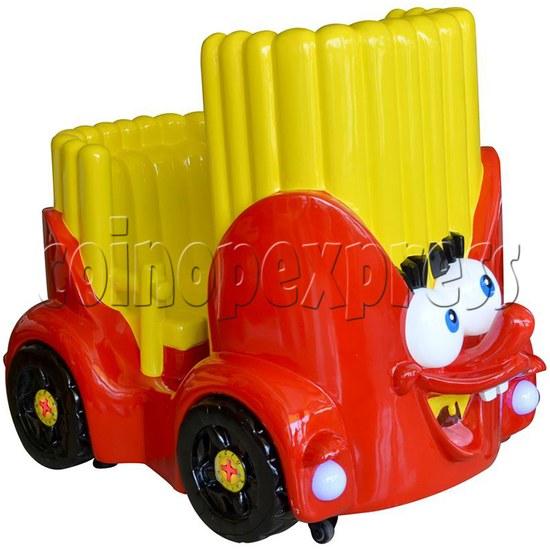 Video Kiddie Ride: Hamburg Family 32994