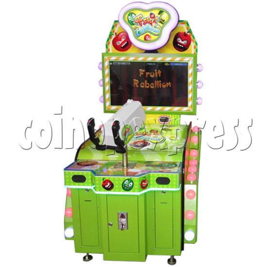 Fruit Rebellion Video Shooting Game 33032