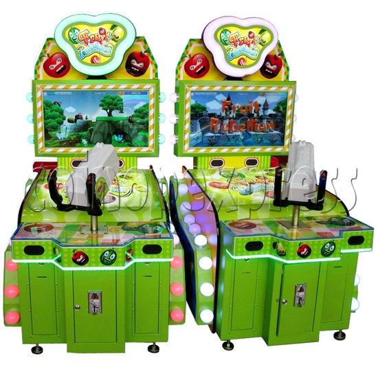 Fruit Rebellion Video Shooting Game 33034