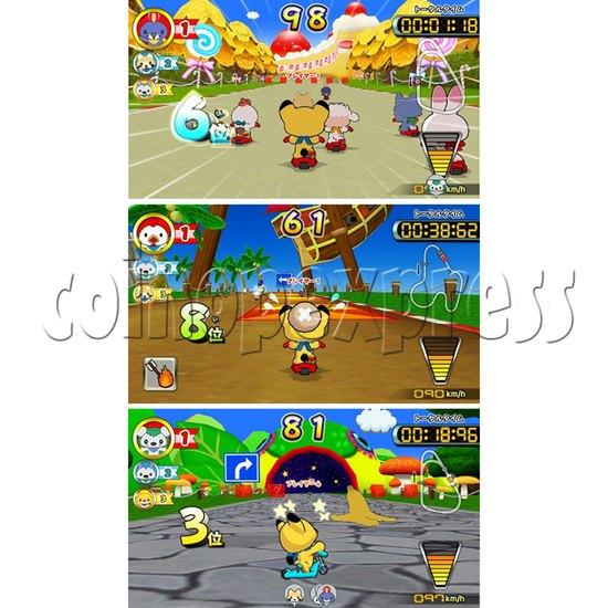 Kick Through Racers Sport Game 33037
