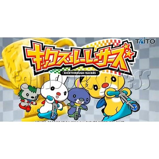Kick Through Racers Sport Game 33042