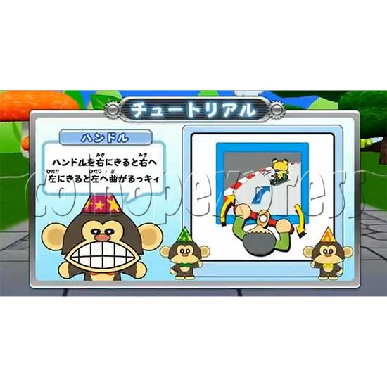 Kick Through Racers Sport Game 33047