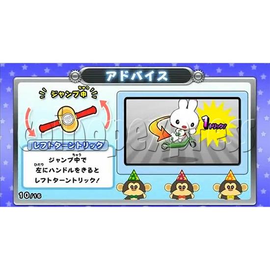 Kick Through Racers Sport Game 33050