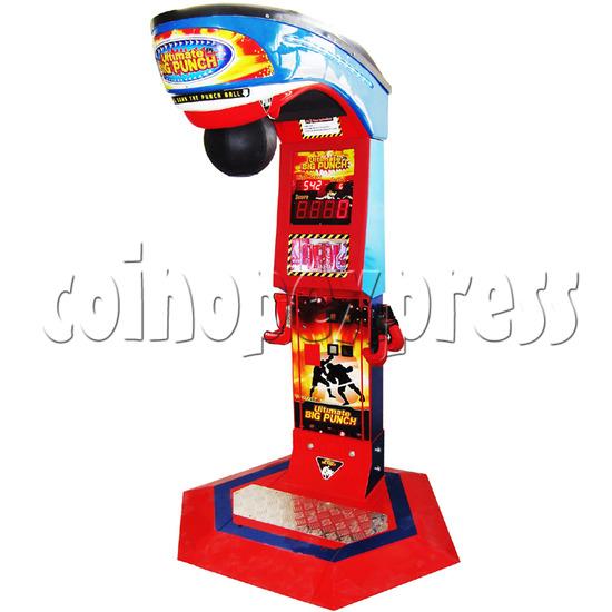 Ultimate Big Punch Ticket Redemption Machine 33051