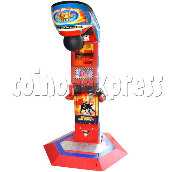 Ultimate Big Punch Ticket Redemption Machine 33052