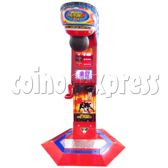 Ultimate Big Punch Ticket Redemption Machine 33053