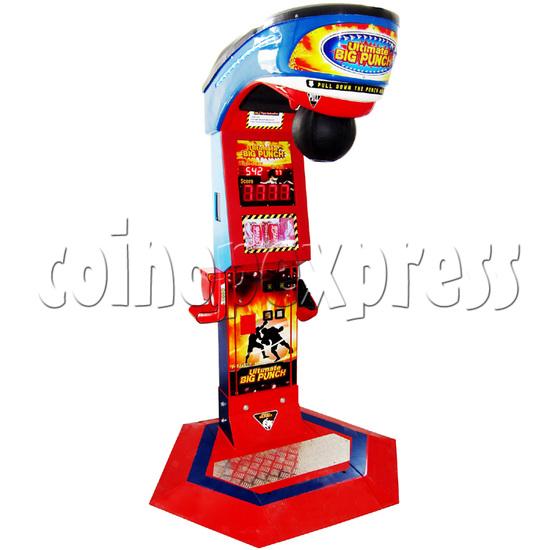 Ultimate Big Punch Ticket Redemption Machine 33054