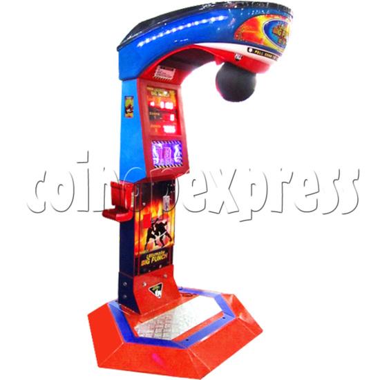 Ultimate Big Punch Ticket Redemption Machine 33055