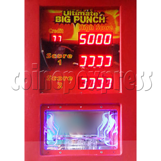Ultimate Big Punch Ticket Redemption Machine 33056