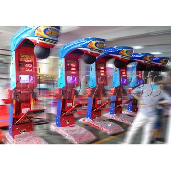 Ultimate Big Punch Ticket Redemption Machine 33059