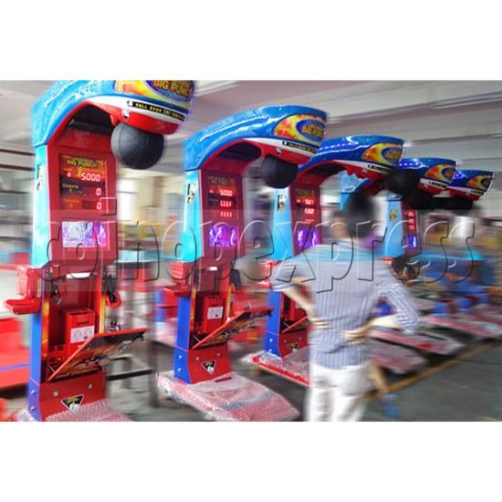 Ultimate Big Punch Ticket Redemption Machine 33060