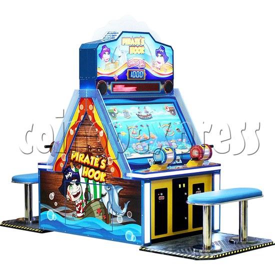Pirate's Hook Video Fish machine (4 players) 33170