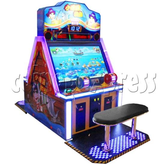 Pirate's Hook Video Fish machine (4 players) 33171