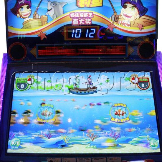 Pirate's Hook Video Fish machine (4 players) 33172