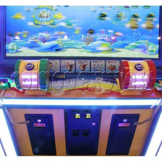 Pirate's Hook Video Fish machine (4 players) 33173