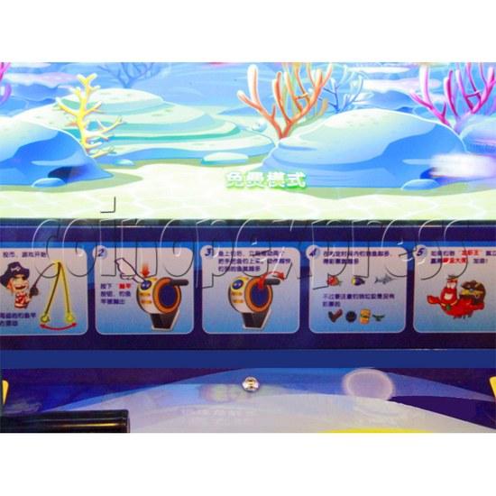 Pirate's Hook Video Fish machine (4 players) 33174