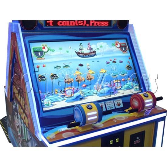 Pirate's Hook Video Fish machine (4 players) 33177