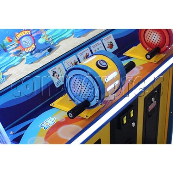 Pirate's Hook Video Fish machine (4 players) 33178